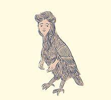 Harpy by valentinaromero
