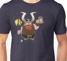 Biggy Smahls, The Dwarven Hero Unisex T-Shirt
