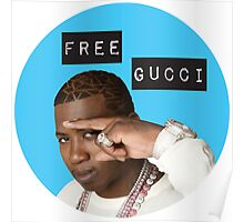 Free Gucci Poster
