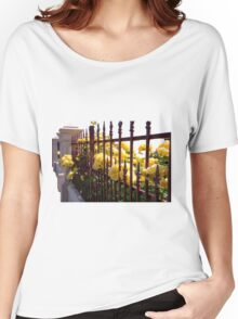 City of roses Women's Relaxed Fit T-Shirt