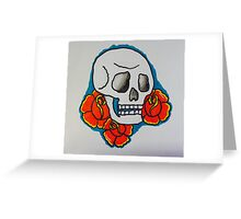 Nombre Greeting Card