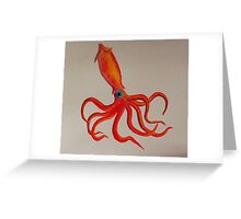 Low Ink Greeting Card