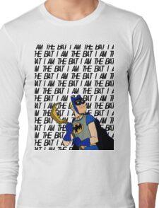 Hank Venture - I am the Bat! Long Sleeve T-Shirt
