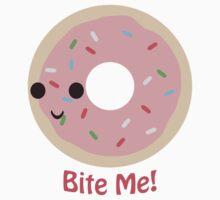 Donut Bite Me! Kids Clothes
