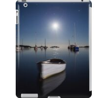 Ghost Boat - By J Wells Photography iPad Case/Skin