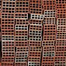 pile of bricks by H J Field