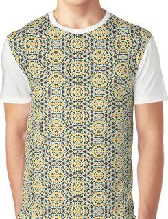 Aloha Grove Geometric Graphic T-Shirt