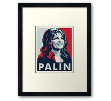 Sarah Palin Framed Print