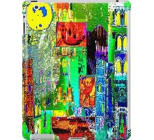 CARNIVAL NIGHT - Ancient Echoes iPad Case/Skin