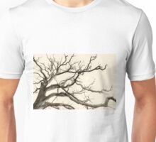 Tree Fingers of Perpetual Motion Unisex T-Shirt