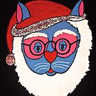 Santa Claws Cat by Shulie1