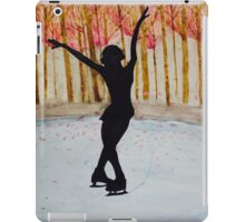 The Skater iPad Case/Skin