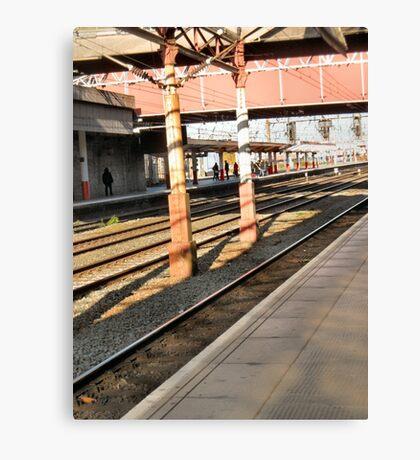 rail 4 Canvas Print