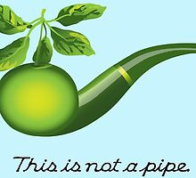 Magritte Parody by TinaGraphics