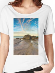 Squeaky Beach Waters Women's Relaxed Fit T-Shirt