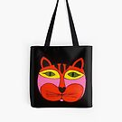 Cat Tote #1 by Shulie1