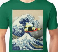 Snorlax Learned Surf! Unisex T-Shirt