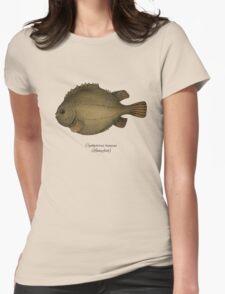 Lumpfish Womens Fitted T-Shirt