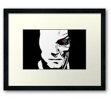 Terminator Framed Print