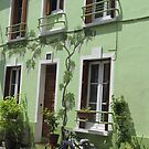 Rue Crémieux, Paris by bubblehex08