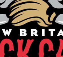 new britain Sticker