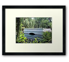 Trolls Need Not Apply Framed Print