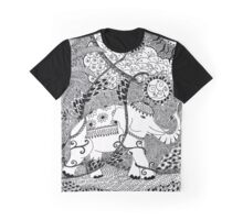 Strength - duco divina doodle Graphic T-Shirt