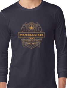 Ryan Industries Long Sleeve T-Shirt
