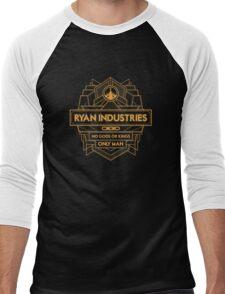 Ryan Industries Men's Baseball ¾ T-Shirt