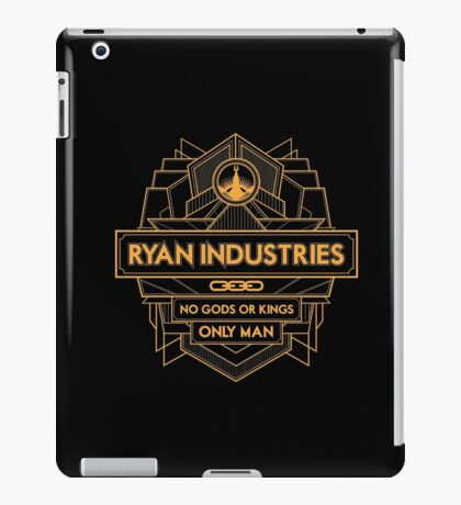 Ryan Industries iPad Case/Skin