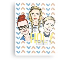 The Holy Trinity Metal Print
