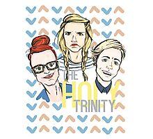 The Holy Trinity Photographic Print