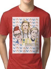 The Holy Trinity Tri-blend T-Shirt