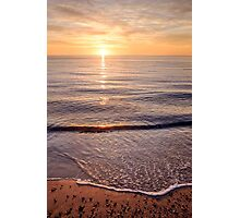 Sunset at Solitude  Photographic Print