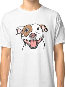 Happy Go Lucky Pit  Classic T-Shirt