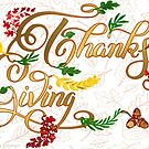 Thanks giving by aldona