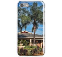 Recovery in the Tropics iPhone Case/Skin