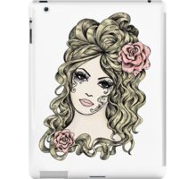 Roses beauty iPad Case/Skin
