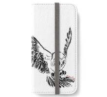 In the Wild - Owl iPhone Wallet/Case/Skin