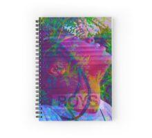 Boys Spiral Notebook