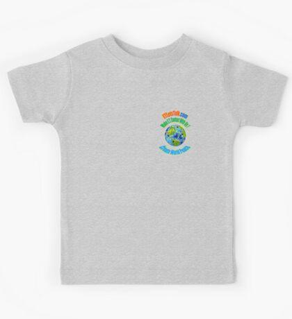 Create World Peace ~ 2 Kids Tee