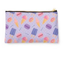 Sweets. Violet color Studio Pouch