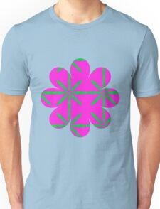 Groovy Flowers Unisex T-Shirt