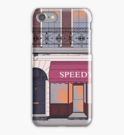 BBC Sherlock- 221b Baker Street iPhone Case/Skin