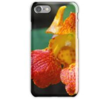 Spotted Jewel Weed iPhone Case/Skin