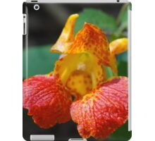 Spotted Jewel Weed iPad Case/Skin