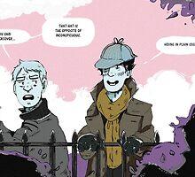 Sherlock Holmes- Deerstalker by lkaet