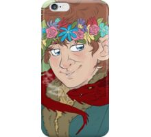 bilbo: actual disney princess iPhone Case/Skin