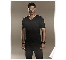 Jensen Ackles Supernatural Poster