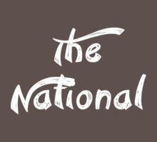 The National Baby Tee